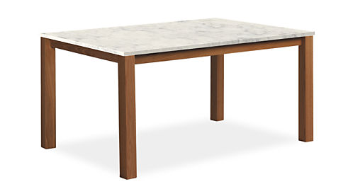 Linden Dining Tables Modern Dining Tables Modern Dining Room - Stone top rectangular dining table